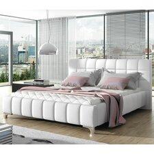 Carvey Modern European Kingsize Upholstered Platform Bed by Orren Ellis
