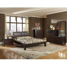 Danika Platform Customizable Bedroom Set by Woodhaven Hill