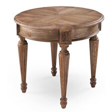 Exie End Table by August Grove