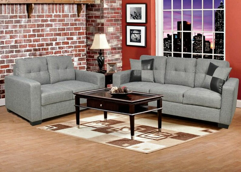 Beverly Fine Furniture Ezra 2 Piece Living Room Set | Wayfair
