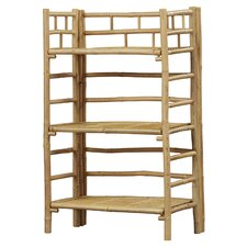 Porter 3 Tier 41 Etagere Bookcase by Bay Isle Home
