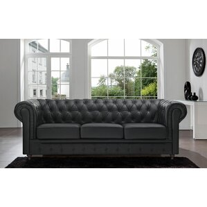"Edith 87"" Chesterfield Sofa"