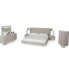 Calmar Voco Platform 5 Piece Bedroom Set by Wade Logan