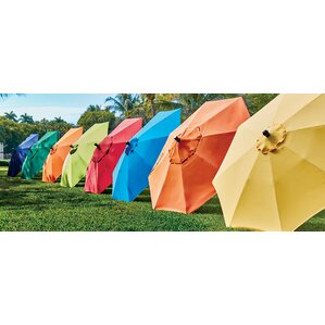 9u0027 Iuka Market Umbrella