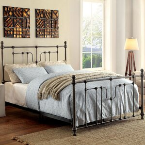 abigale contemporary four poster bed - Poster Bed Frame