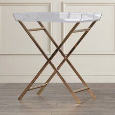 Levi Acrylic Tray Table by Willa Arlo Interiors