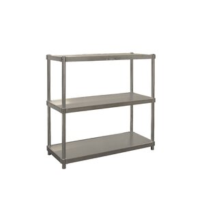 Complete 3 Shelf Shelving Unit Starter