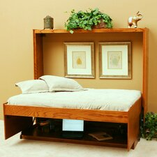 Full/Double Murphy Bed by Wallbeds