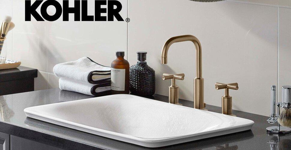 Brand We Love Kohler