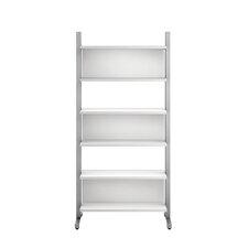 Dewey 84 Accent Shelves Bookcase by Izzy Design