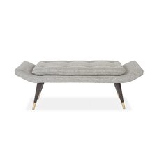 Isabell Upholstered Bedroom Bench by Lievo