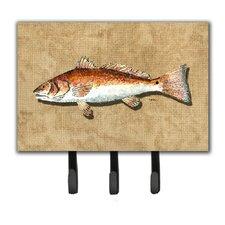 Fish Key Holder by Caroline's Treasures