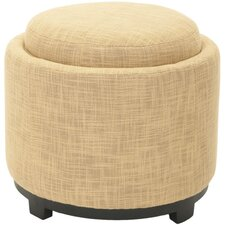 Hersh Tray Ottoman by House of Hampton