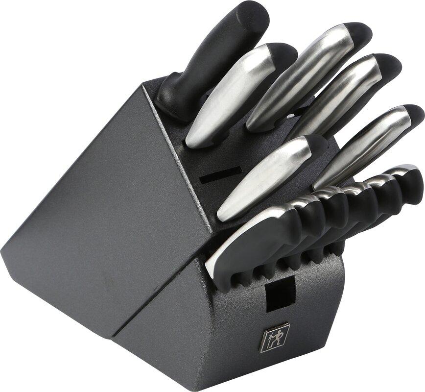 ja henkels international fine edge synergy 13 piece knife block