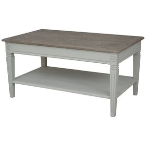 Saire Indoor 2 Tier Coffee Table by Laurel Foundry Modern Farmhouse