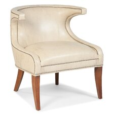Transitional Accent Wing back Chair by Fairfield Chair