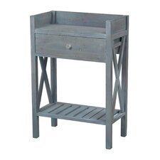 Biscayne Beachcomber Side Table by Sterling Industries