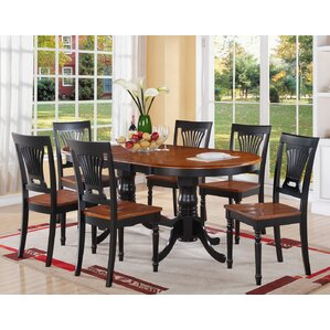 7 piece kitchen & dining room sets | wayfair