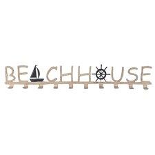 Cottage Beach House Coat Rack by Coast Lamp Mfg.