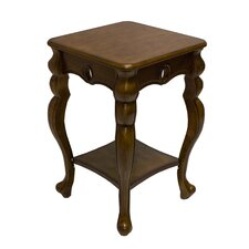 Gabriel End Table by Carolina Accents