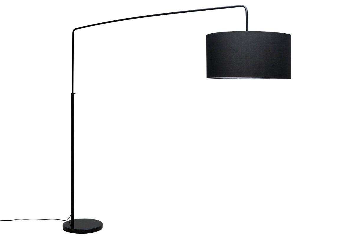 Raku 65 Quot Arched Floor Lamp Amp Reviews Allmodern
