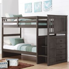 Princeton Stairway Bunk Bed by Donco Kids