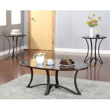 Borane 3 Piece Coffee Table Set by Hokku Designs