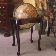 Queen Anne Antique World Globe