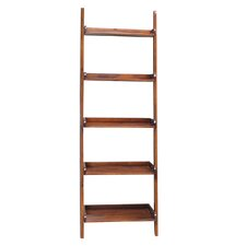 Casual Dining 75 Leaning Bookcase by International Concepts