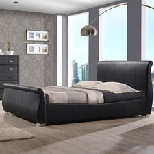 Benson Upholstered Sleigh Bed