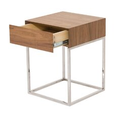 Camille End Table by Orren Ellis