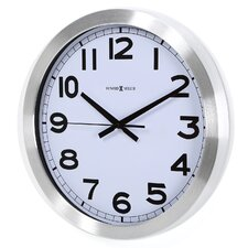 """Spokane 15.75"""" Wall Clock"""