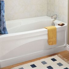 "Colony 66"" x 32"" Soaking Bathtub with Integral Apron"