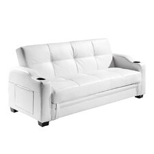 Sigisbert 3 Seater Clic Clac Sofa Bed