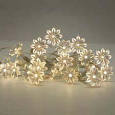 LED-Lichterkette Sunflower