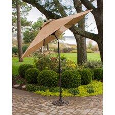 9' Monaco Market Umbrella by Hanover