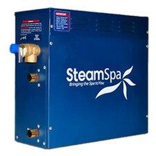 SteamSpa 12 KW QuickStart Steam Bath Generator by Steam Spa