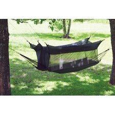 Wilderness Canvas and Nylon Camping Hammock