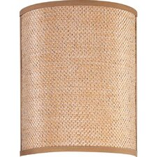 """9"""" Drum Wall Sconce Shade"""