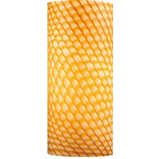 """4.75"""" Glass Drum Wall Sconce Shade"""