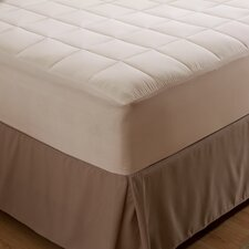 Naturals Organic Cotton Allergy Protection Mattress Pad