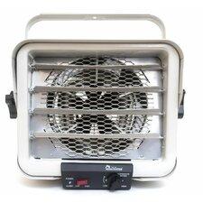 6,000 Watt Wall Mounted Electric Fan Utility Heater