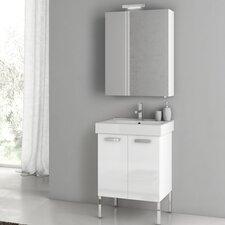 Cubical 21.9 Single Bathroom Vanity Set by ACF Bathroom Vanities