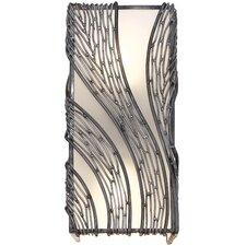 Flow 2-Light Wall Sconce