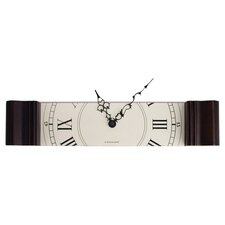 Sliced Grandfather Wall Clock