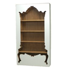 "Mullins 83"" Standard Bookcase"