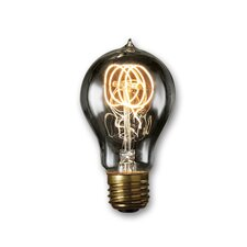 Smoke Incandescent Light Bulb (Set of 3)