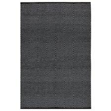 Zen Black Area Rug