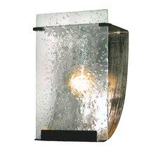 Rain 1-Light Recycled Vanity Light
