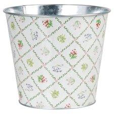 Marjorie Flower Metal Pot Planter